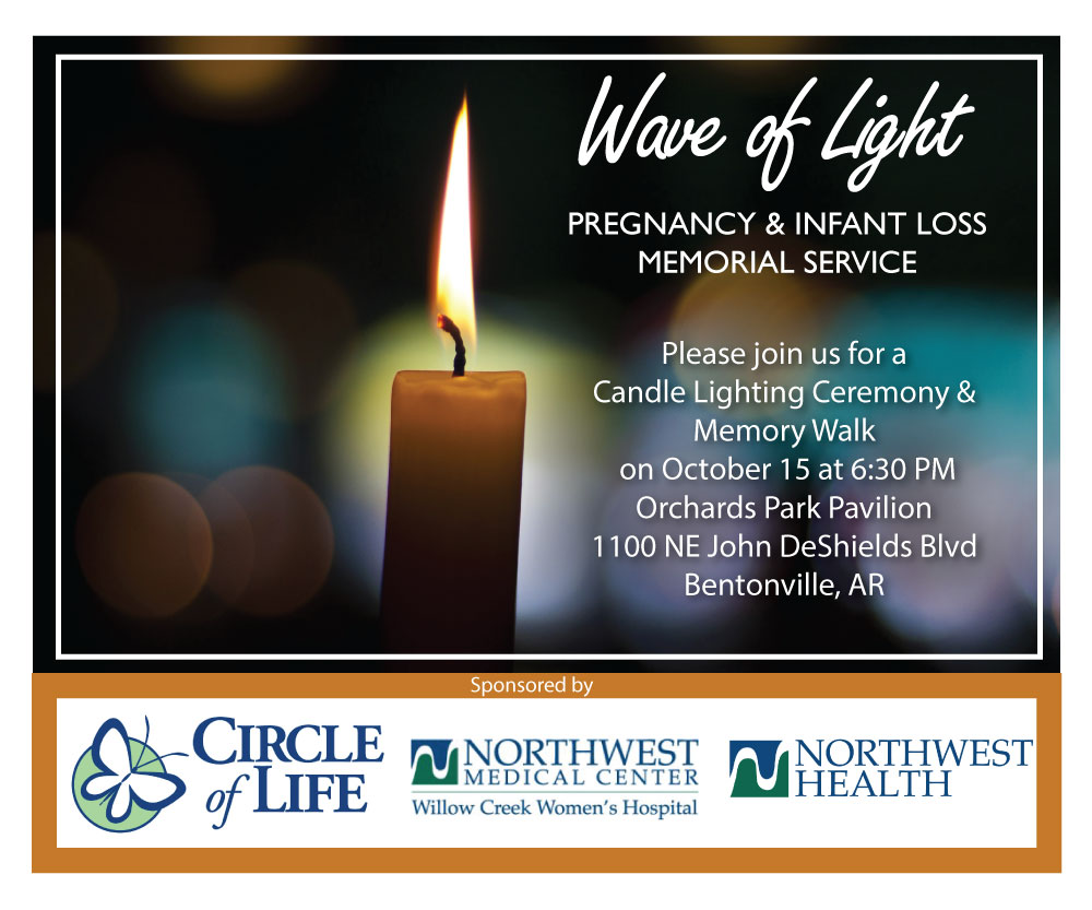 Wave of Light Memorial Service
