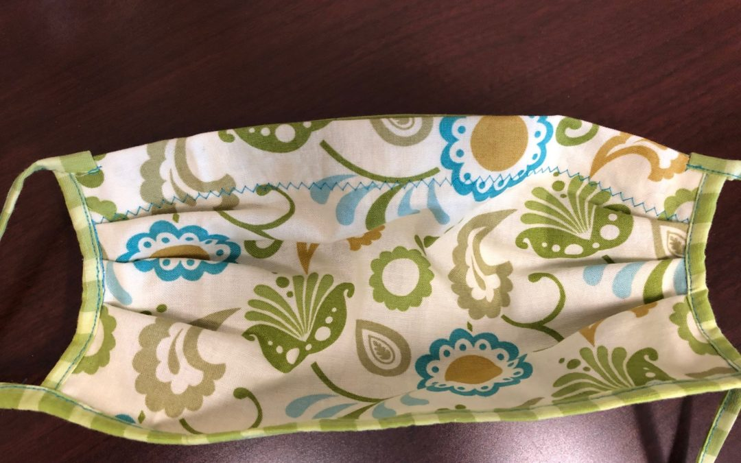 Fabric Surgical Masks Approved for Circle of Life