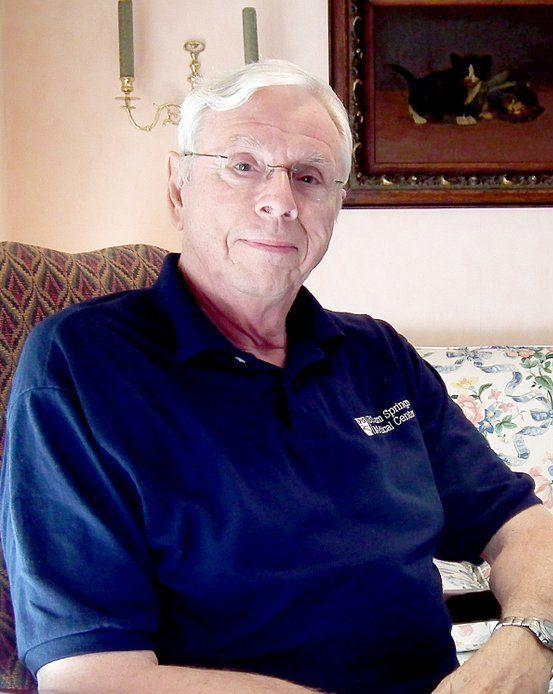 George Benjamin, MD